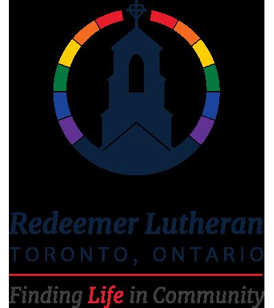 Redeemer Lutheran Church Full Logo